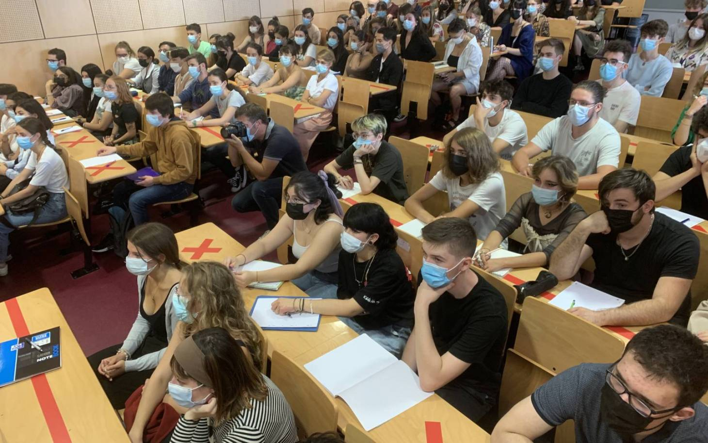 Université - Virginie Laval salue les nouveaux étudiants