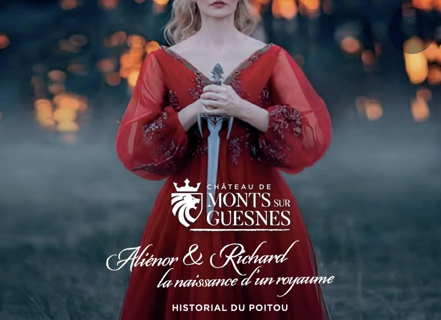 Projet : l'Historial du Poitou devient Château de Monts-sur-Guesnes