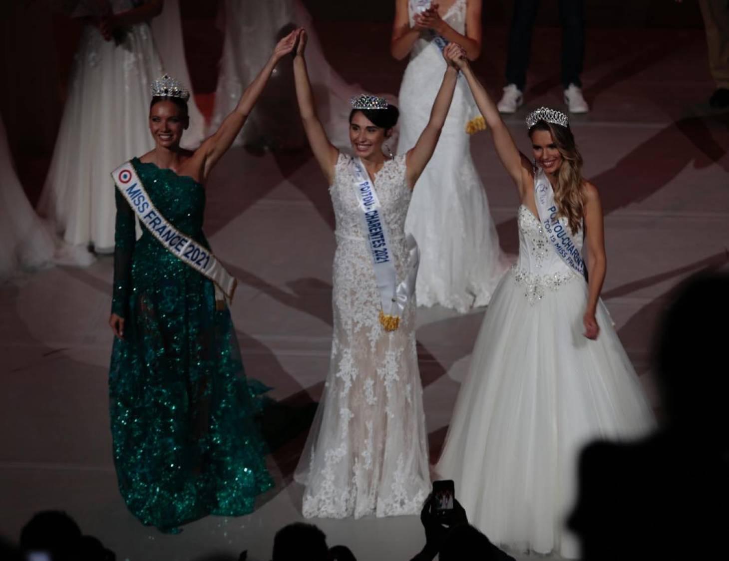 Lolita Ferrari (Charente-Maritime) devient Miss Poitou-Charentes