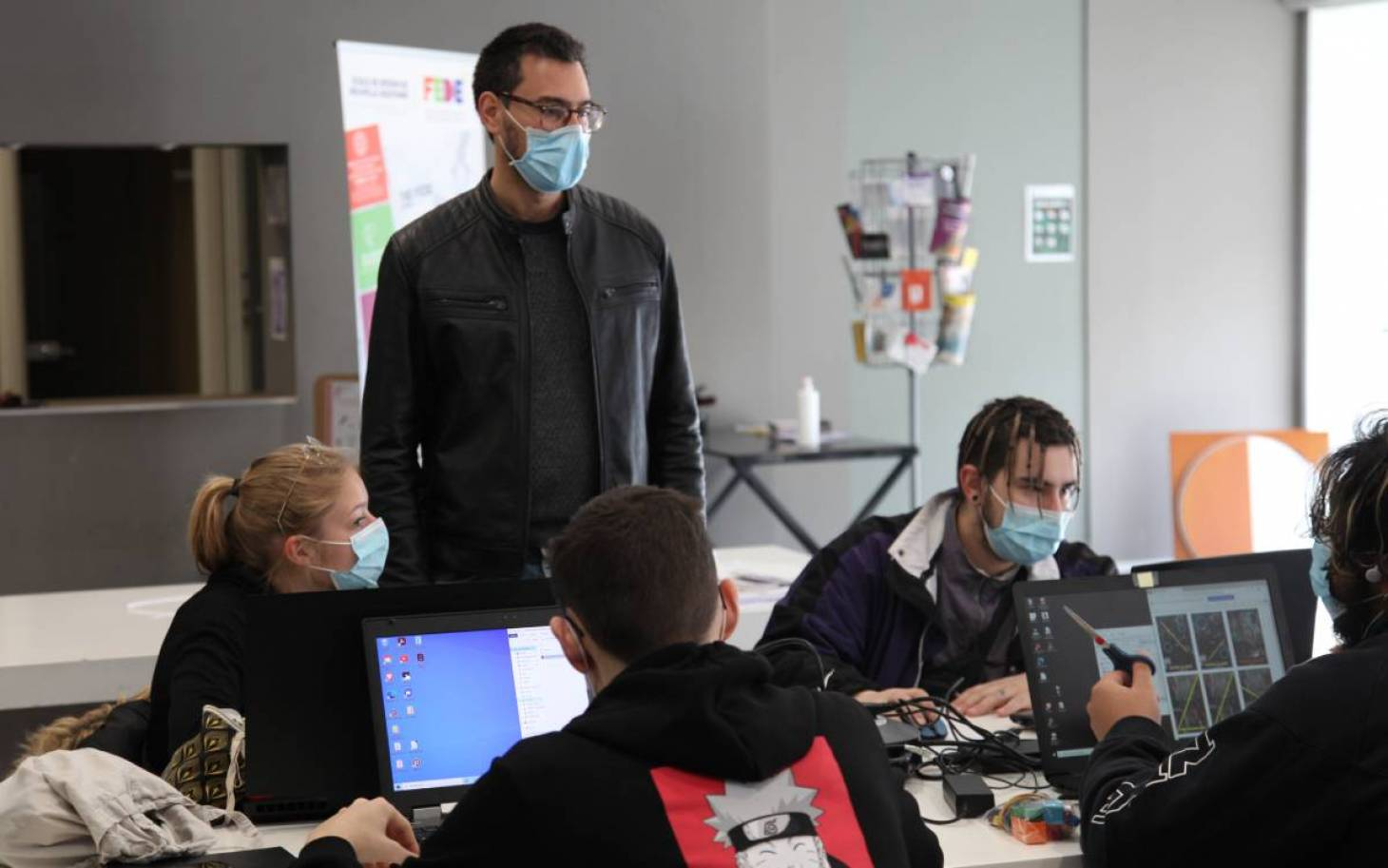 L'Ecole de design de Nouvelle-Aquitaine se prend au jeu