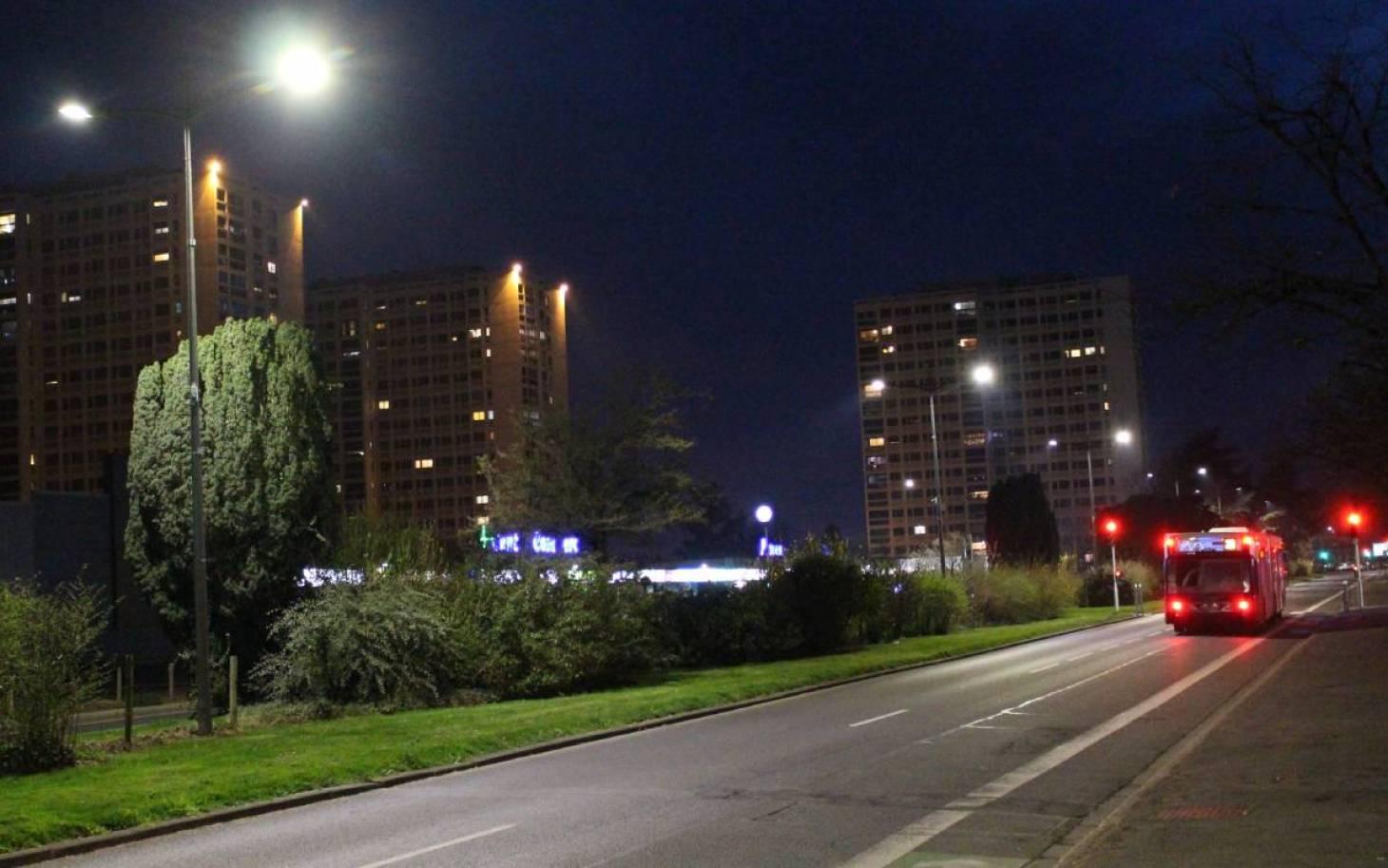 L'extinction de l'éclairage public se déploie à Poitiers