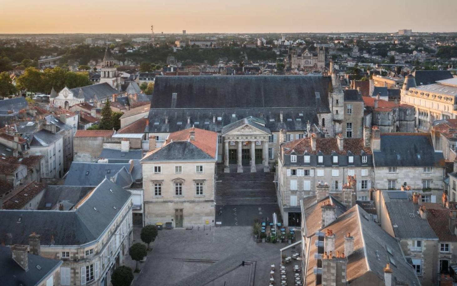 A Poitiers, le futur Palais suscite l'adhésion