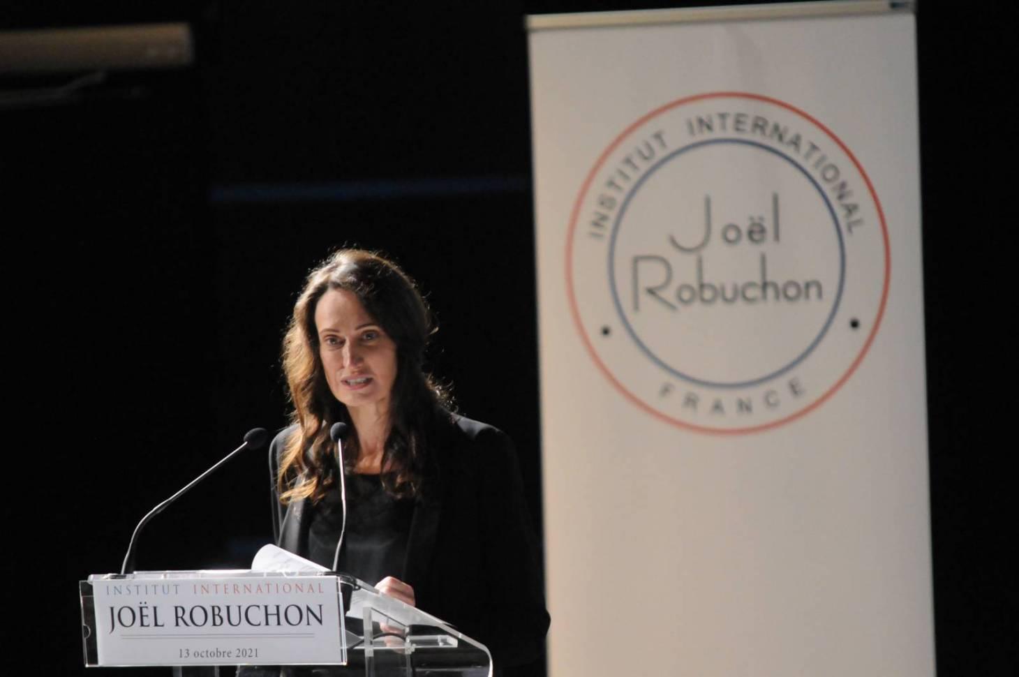 Institut Robuchon : c'est (re)parti