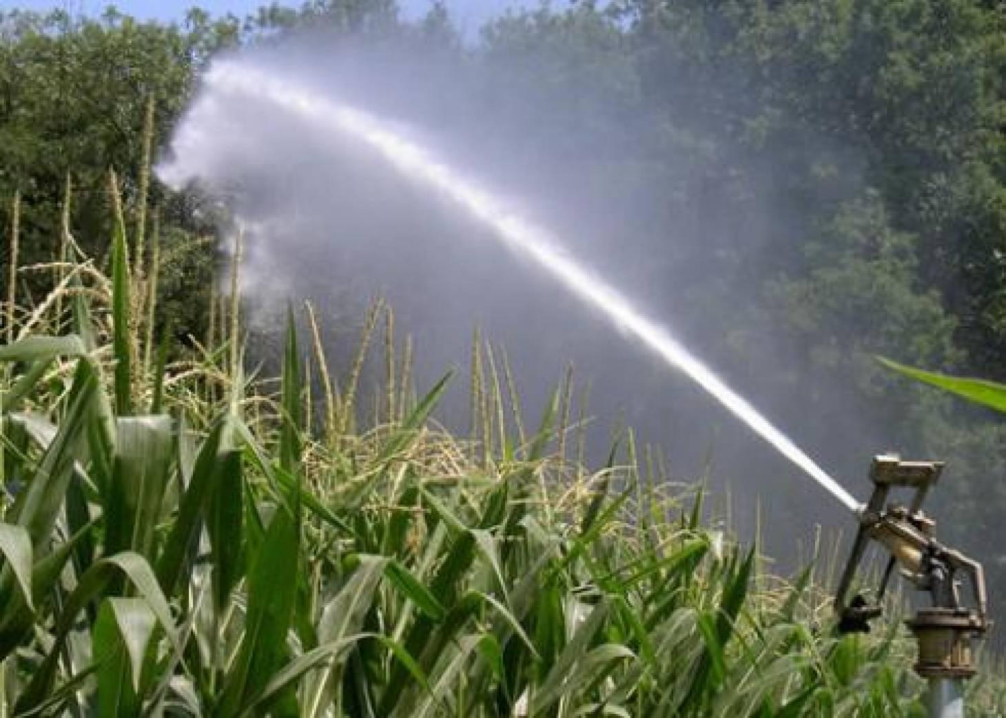 Clain : alerte à la sécheresse