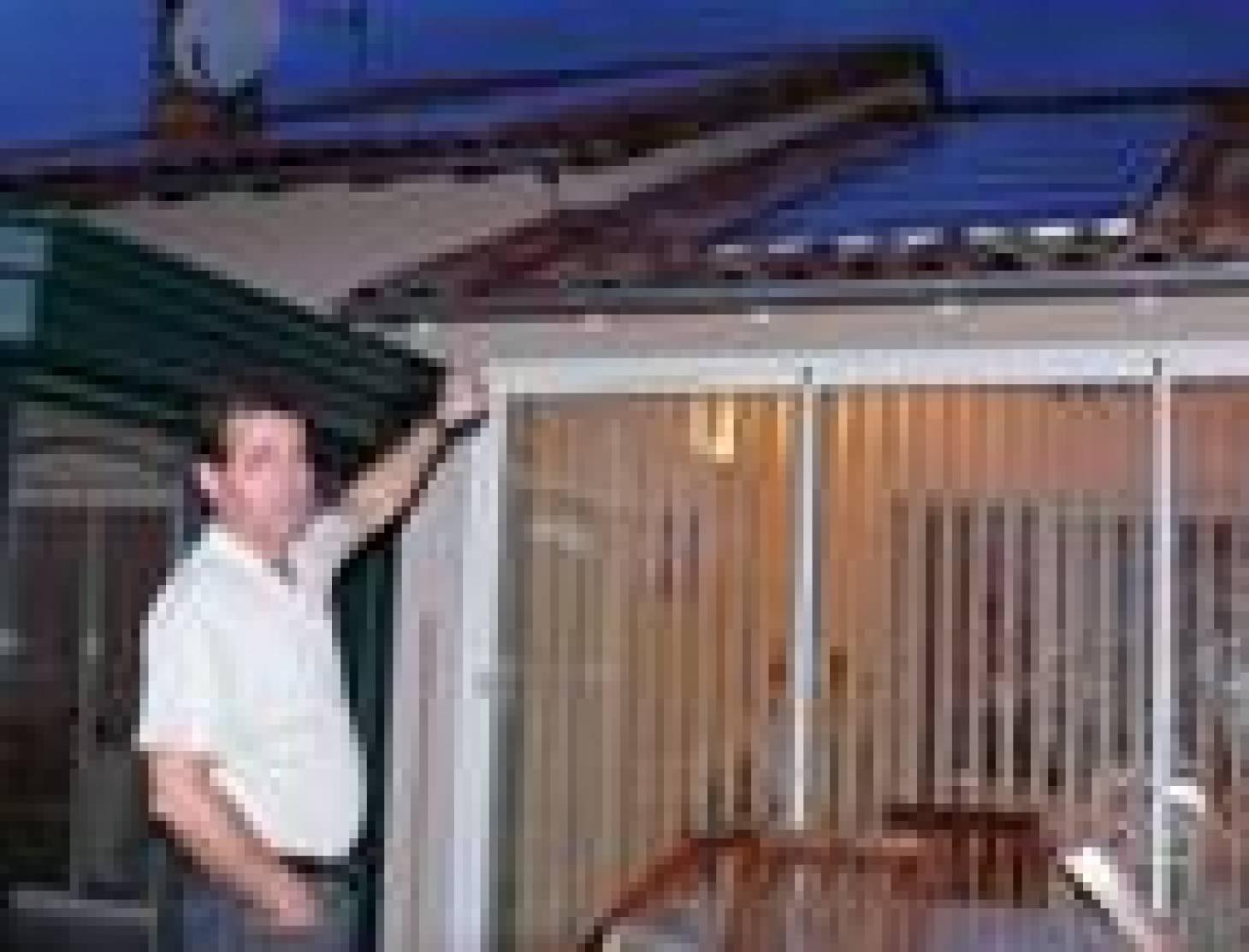 Philippe, revendeur d'électricité