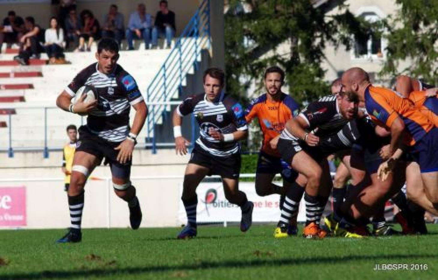 Poitiers en position de challenger