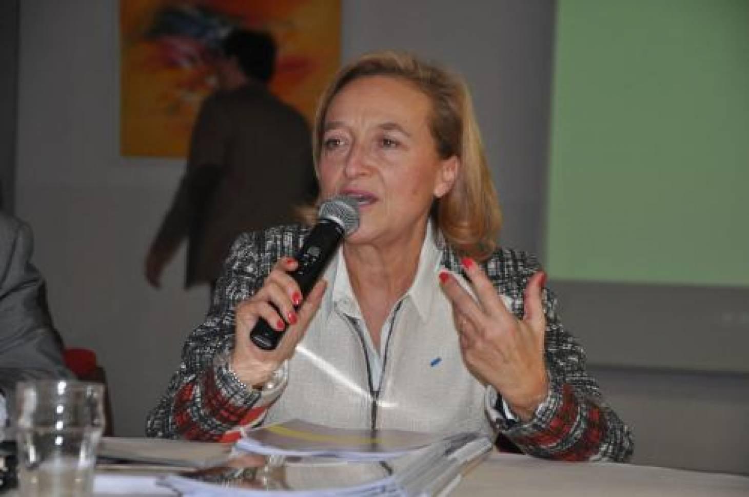 Jacqueline Daigre veut doter Poitiers <br>d'un « grand festival de lumière »