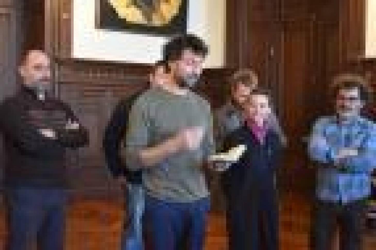 Traversées : la médaille de Grand Poitiers à L'Homme debout
