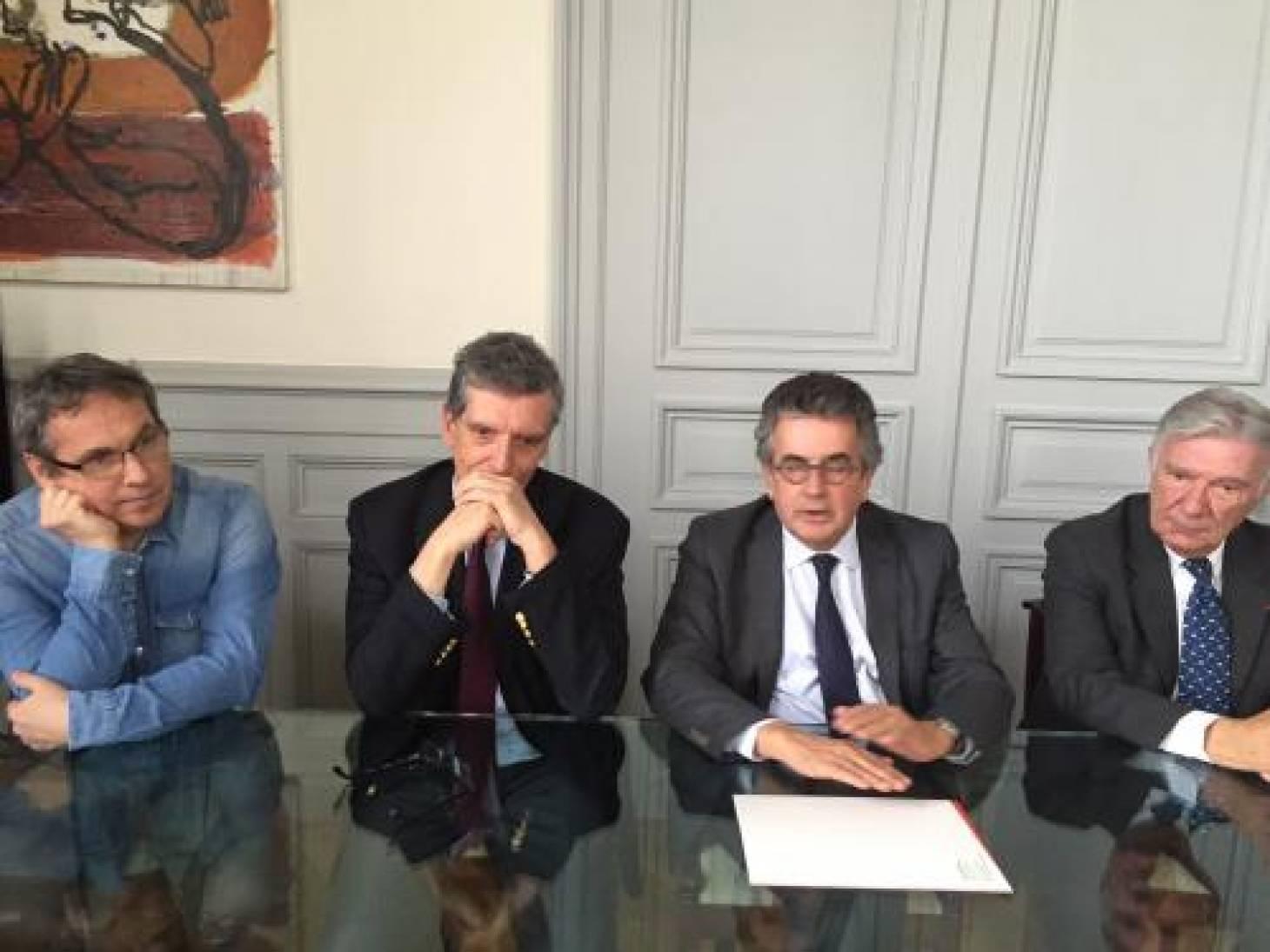Henri Loyrette : « Poitiers n'est pas complètement aboutie »