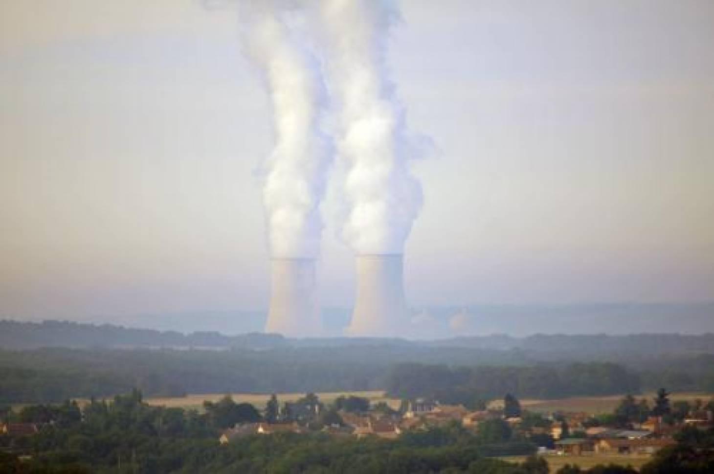 Une fuite détectée <br>à la centrale nucléaire de Civaux