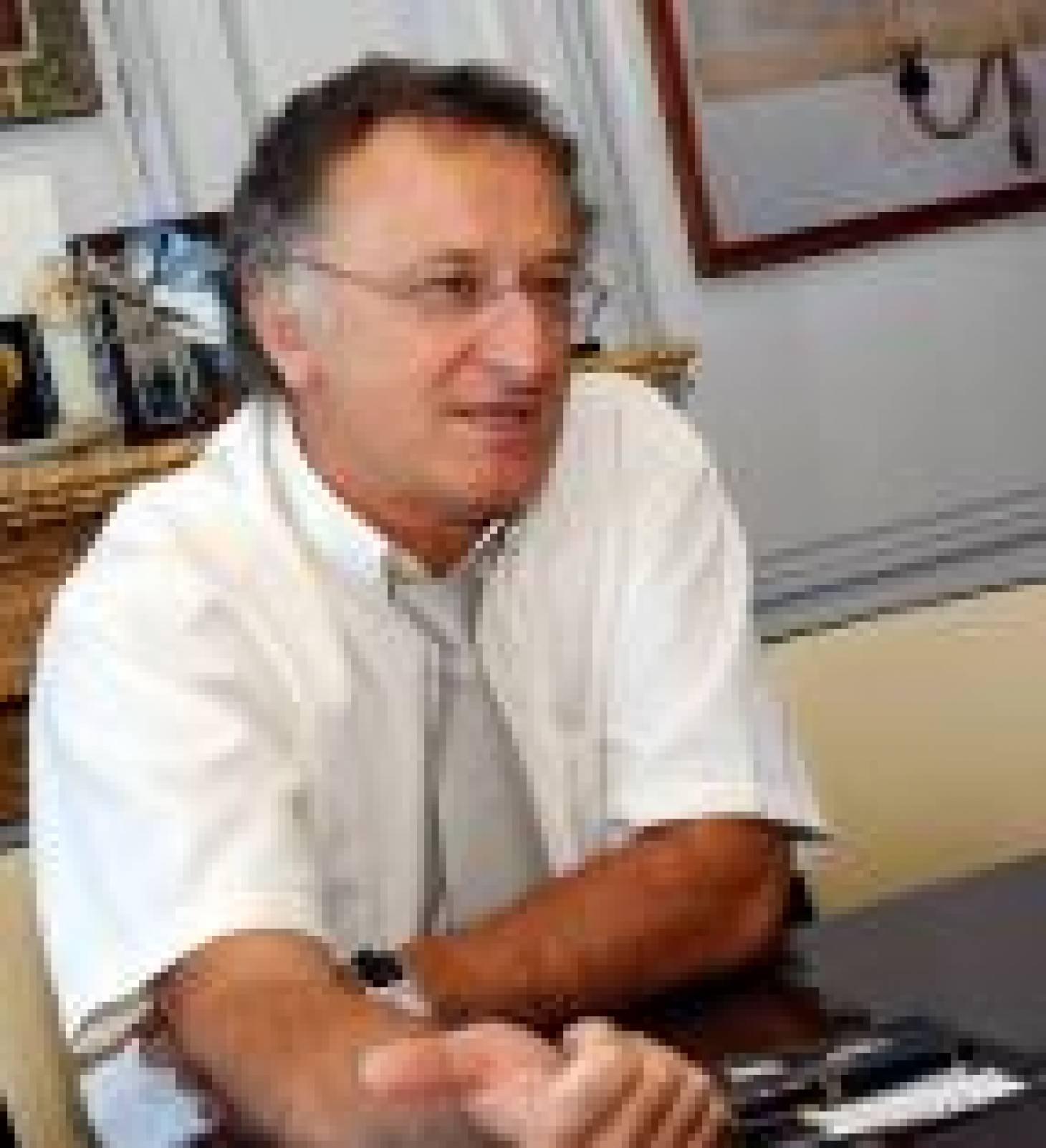 Jean-Pierre Gesson : «Mon année la plus dure»