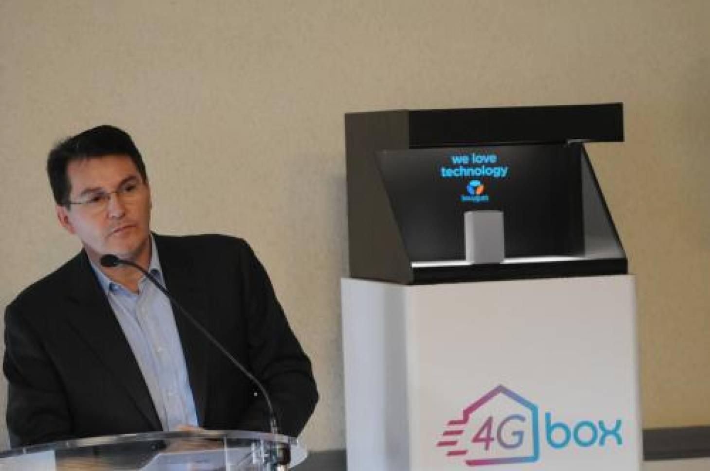 Bouygues lance sa 4G Box depuis Neuville