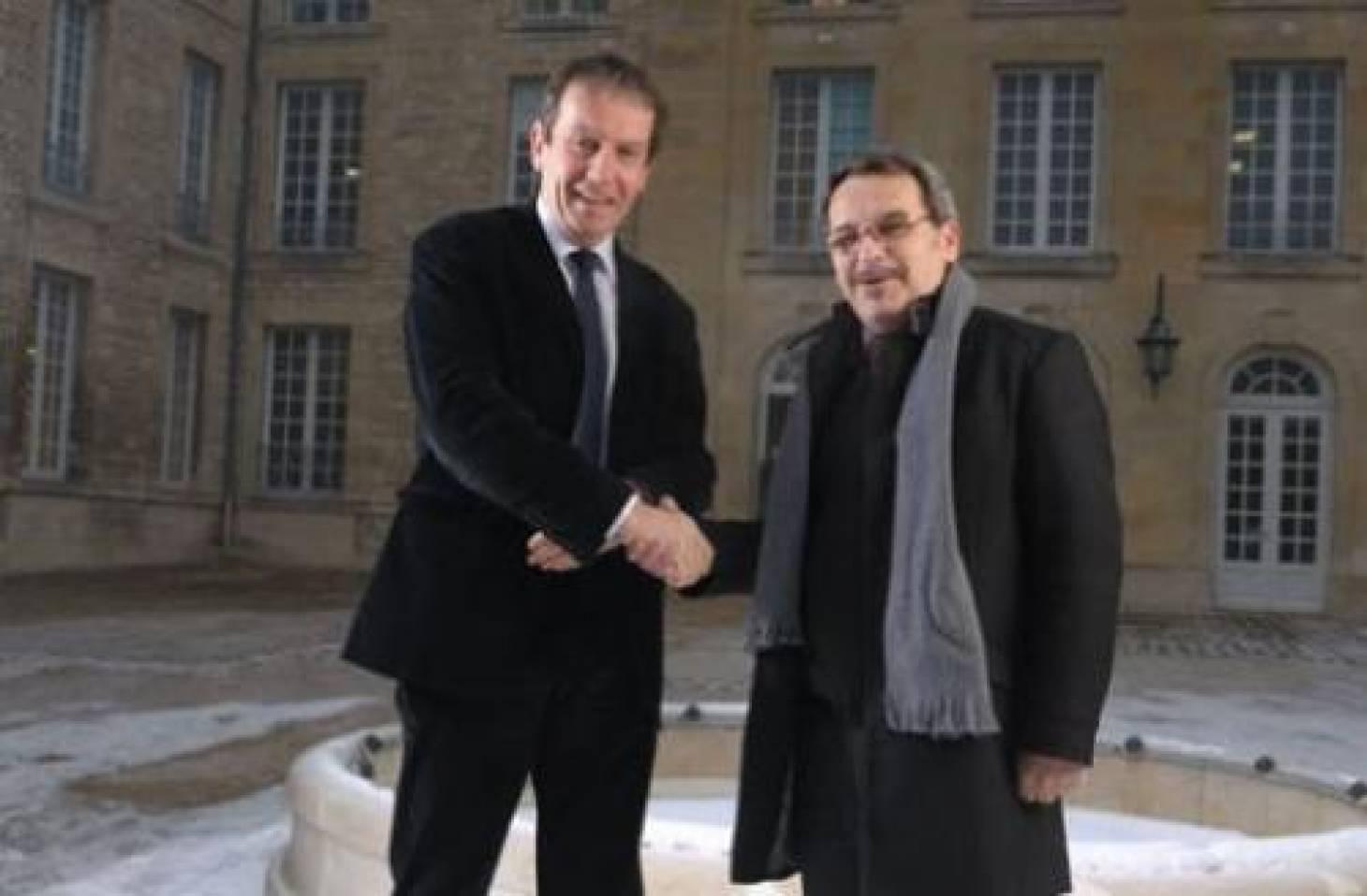 On vote actuellement à l'université de Poitiers