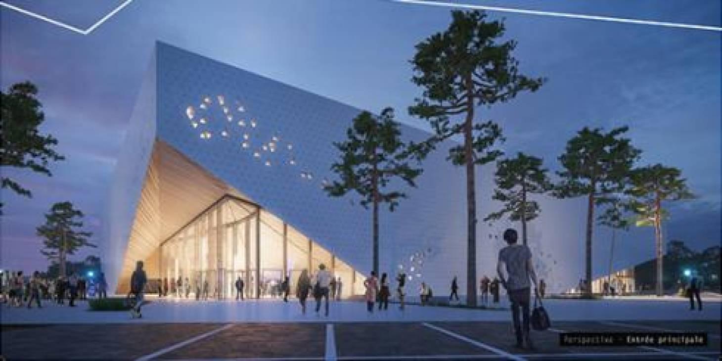 ArenaFuturoscope: rendez-vous en 2022