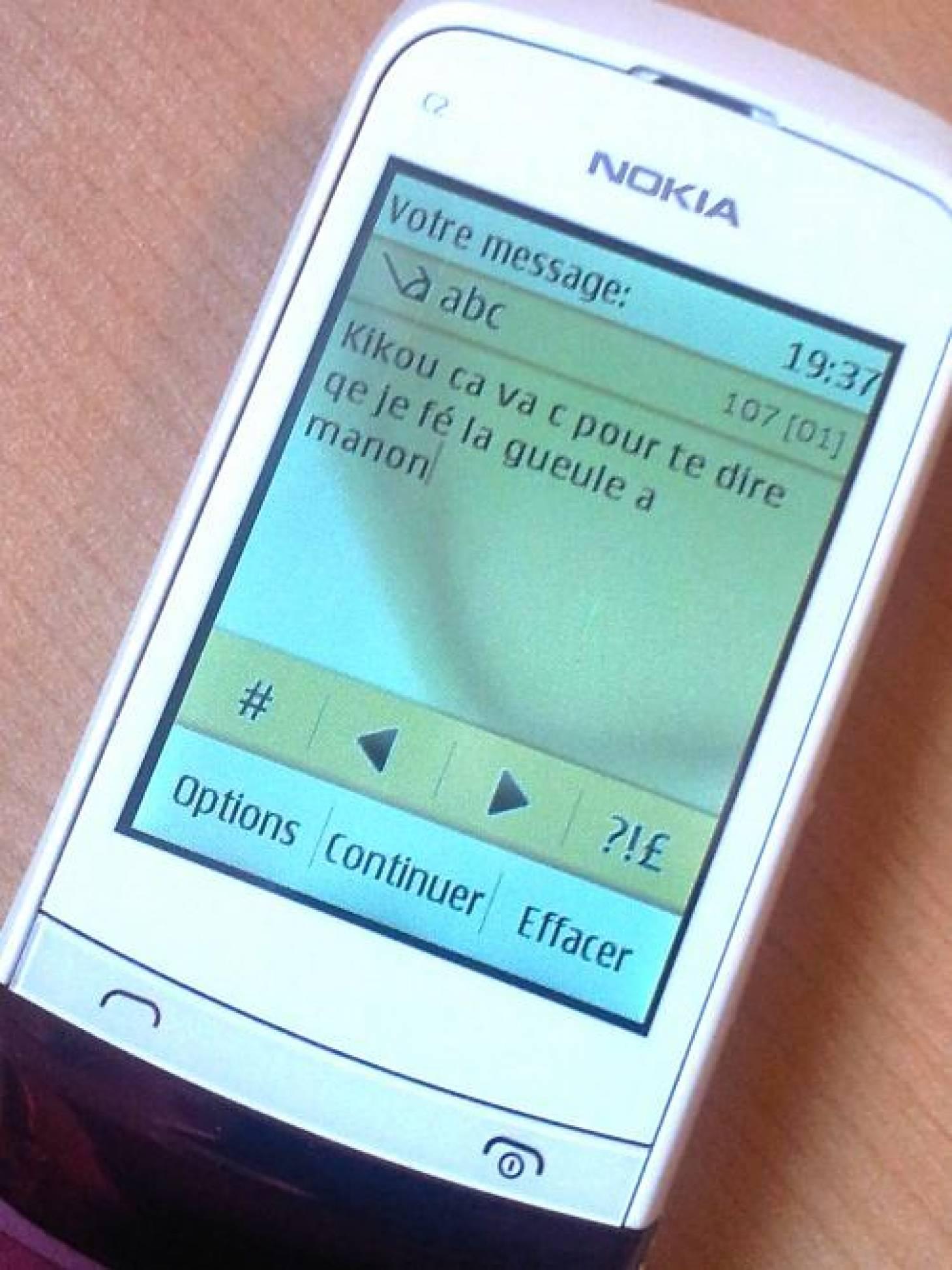 Les SMS ne menacent pas l'orthographe