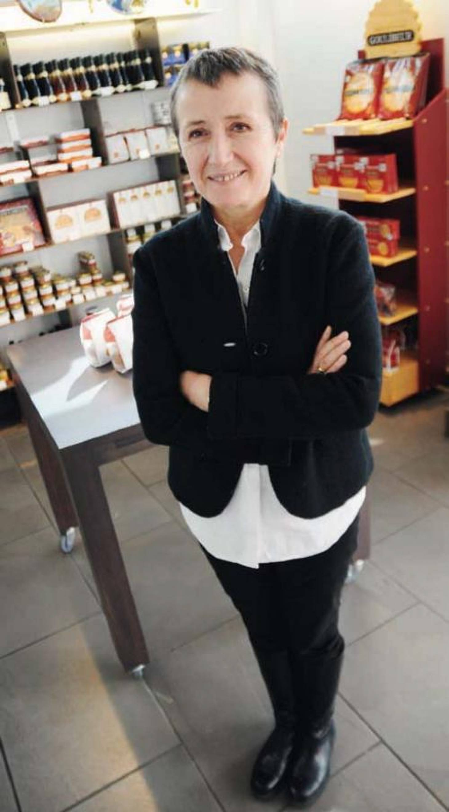 Brigitte Arnaud-Boué, l'affranchie