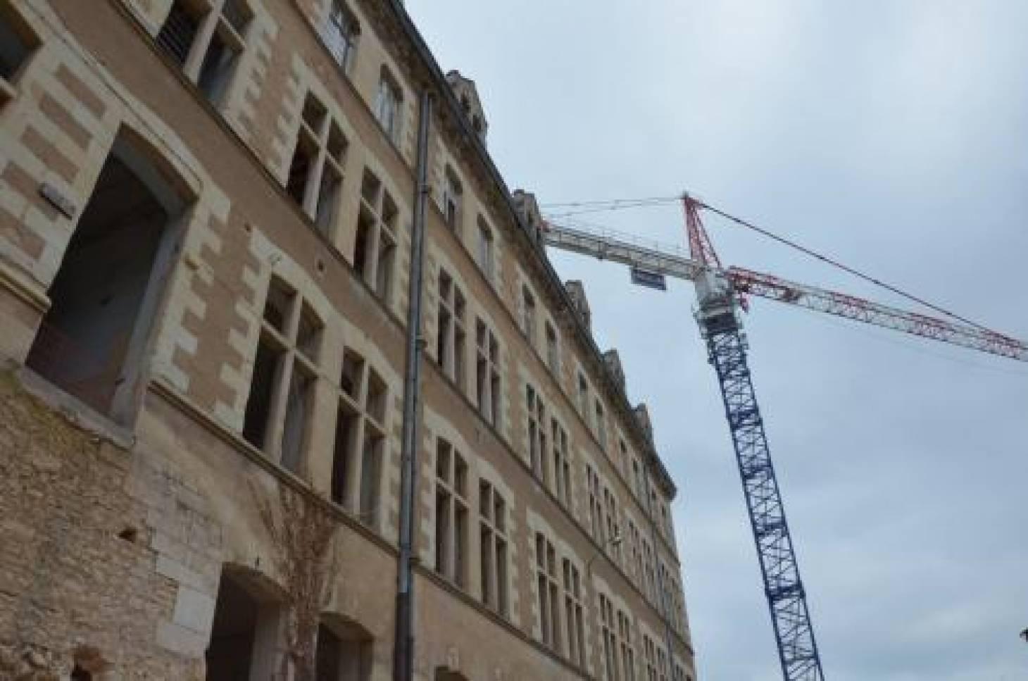 (VIDEO) Visite au coeur de la nouvelle cité judiciaire