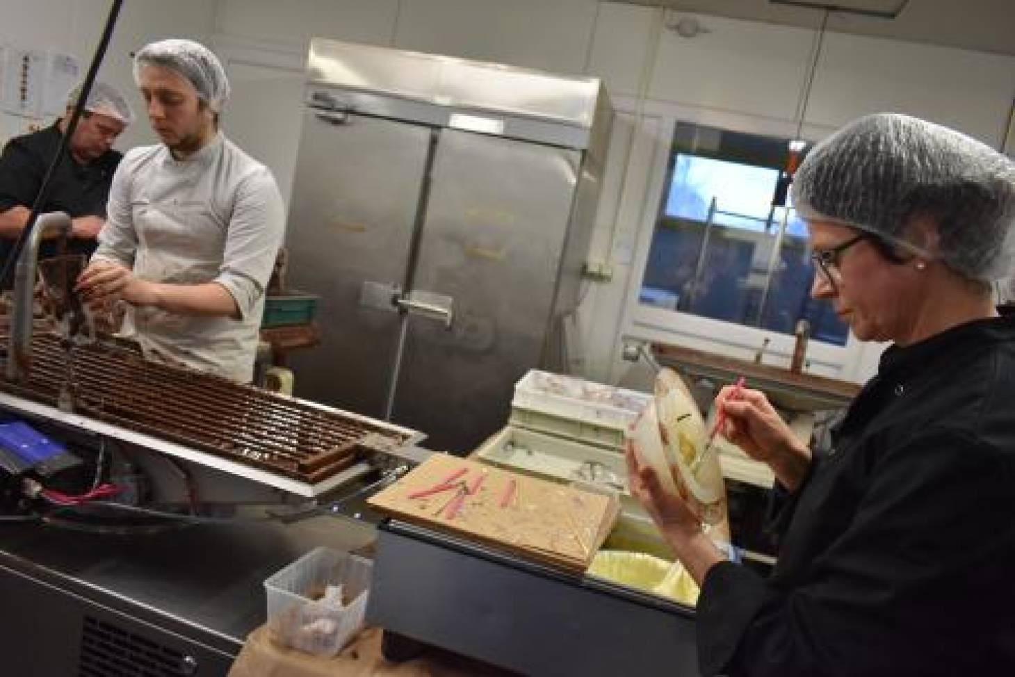 La vaine chasse aux œufs des chocolatiers