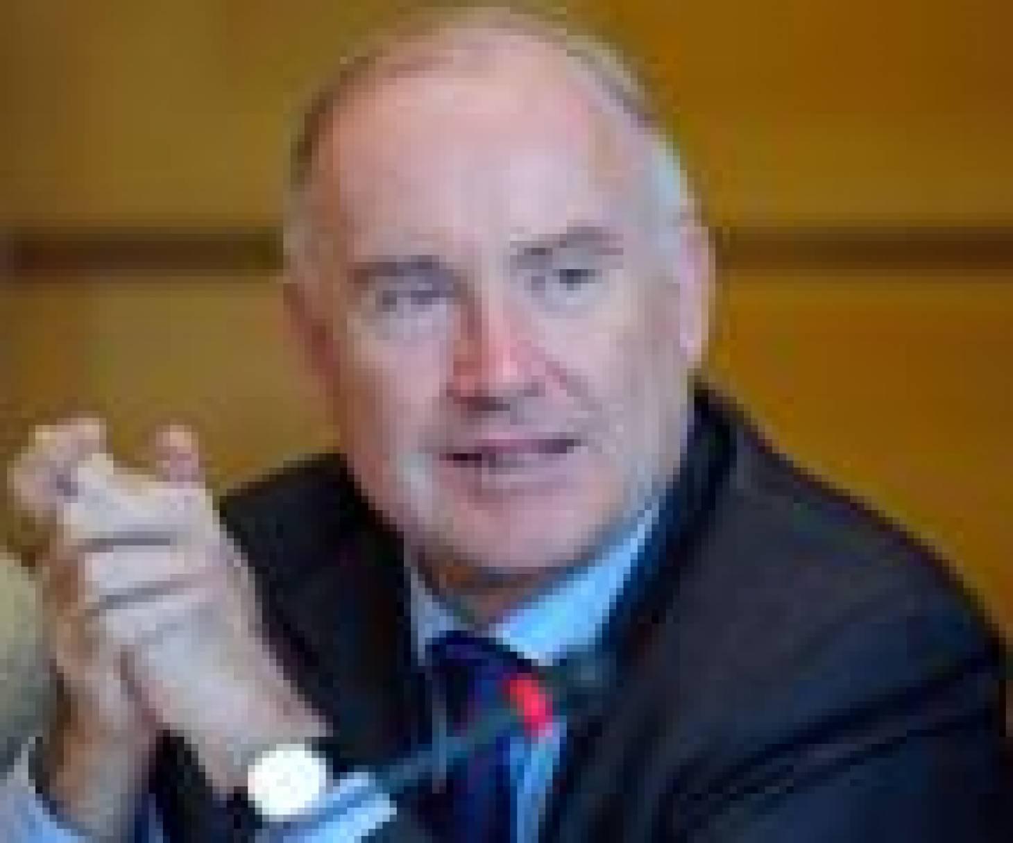 Régionales : Bussereau candidat <br>et démissionnaire