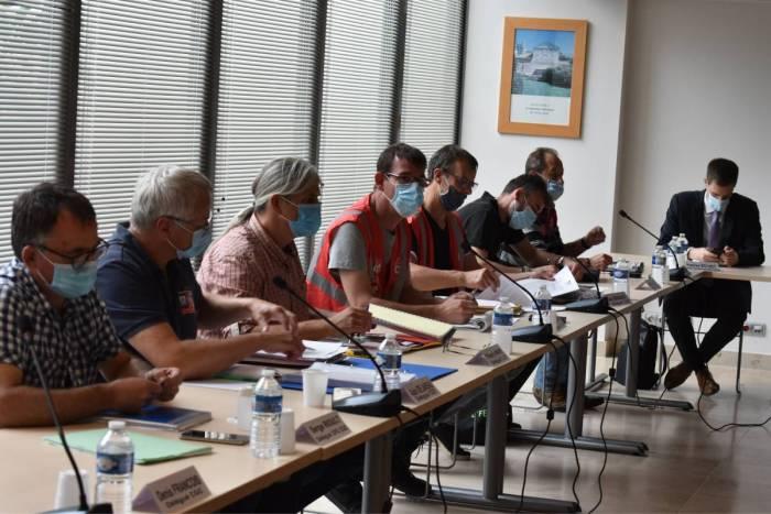 Fonderies d'Ingrandes : un comité de suivi peu rassurant
