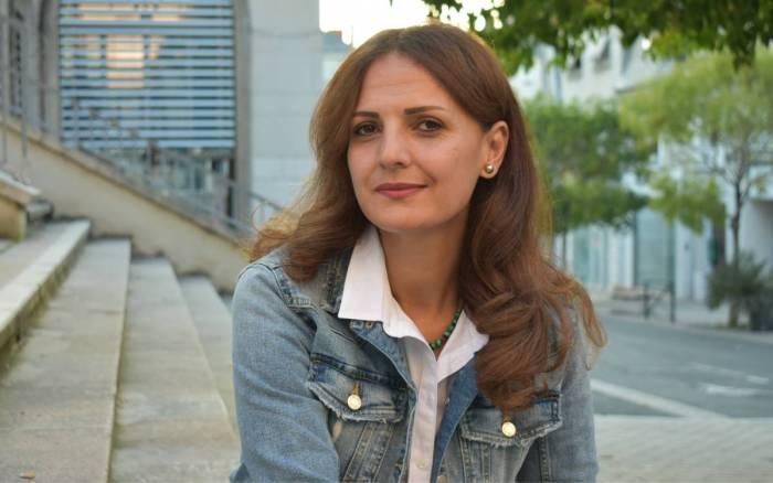 Lana Asaad, Bagdad-Châtellerault avec escales