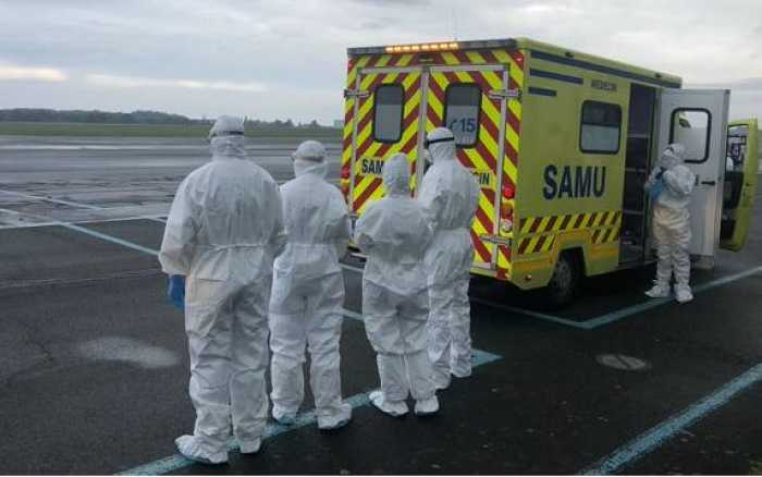 Covid-19 - Le CHU de Poitiers accueille deux patients en provenance de Lyon
