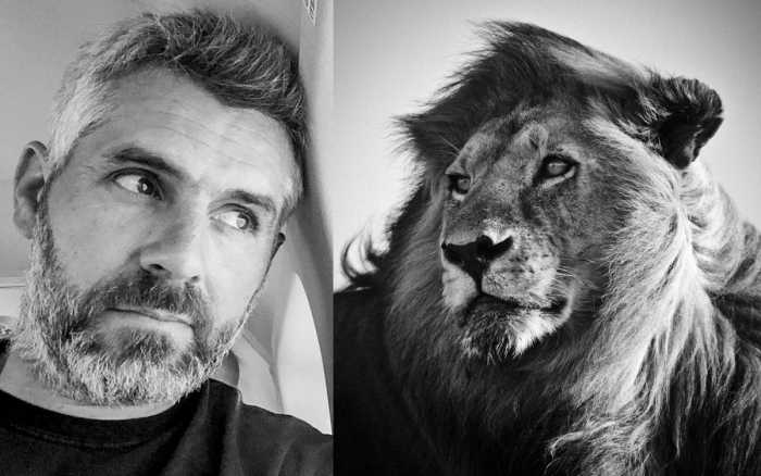 En immersion avec Laurent Baheux