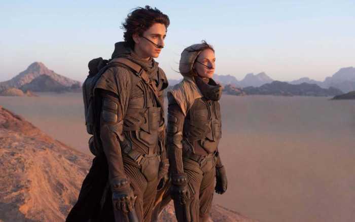 Dune, aride mais intriguant