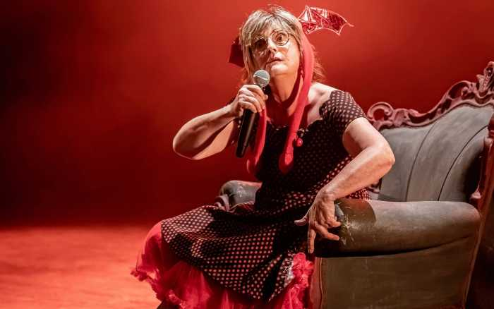 L'inclassable Marie Crochet
