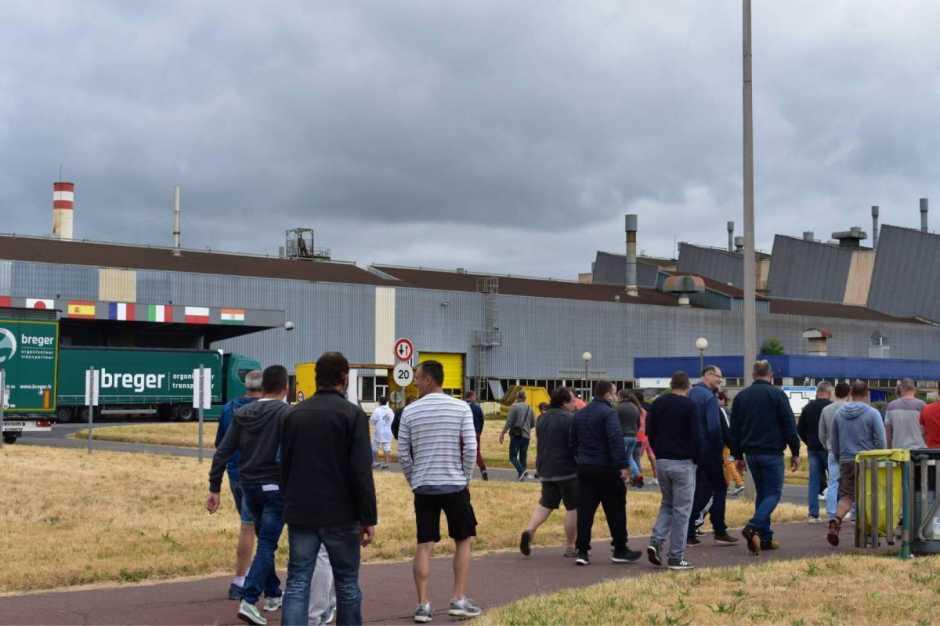 Fonderie fonte d'Ingrandes : la direction fait un geste, les salariés suspendent la grève