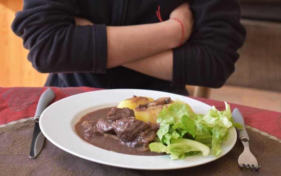 Troubles alimentaires : en parler