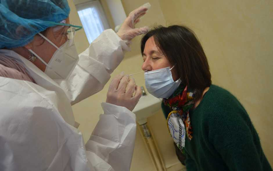 Ecole/Covid19 - Les tests antigéniques se déploient dans l'académie