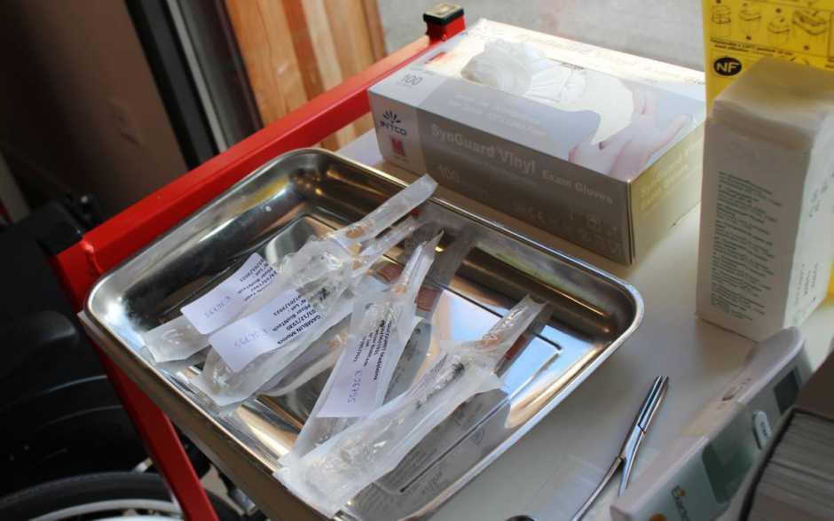 Covid-19 - Un centre de vaccination de grande capacité ouvrira mardi 20 avril à Poitiers