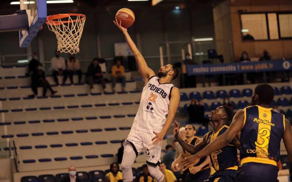 Basket - Spectaculaire victoire du PB86 à Evreux (88-90, ap)
