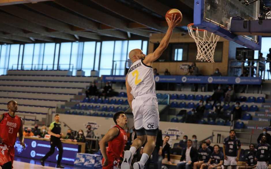 Basket - Le PB relève la tête