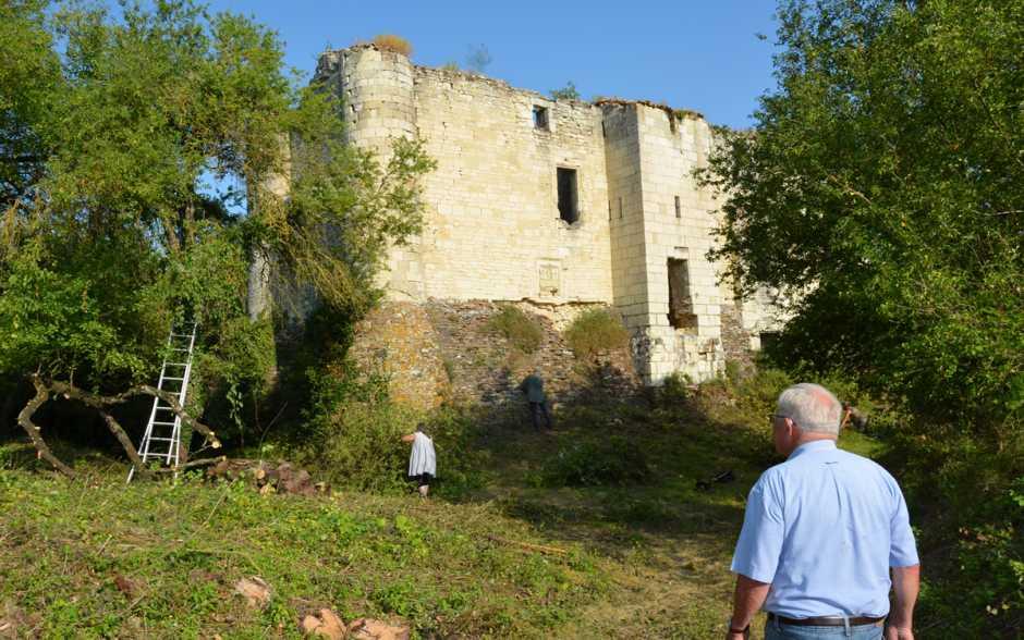 Le château de Montfaucon ouvre ses portes pour les journées du patrimoine