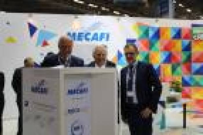 Salon du Bourget - Mecafi lance son projet d'impression 3D métal