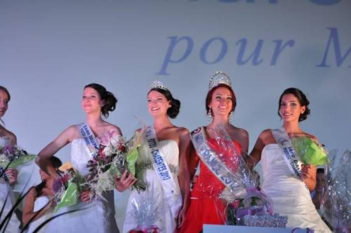 Miss Poitou-Charentes, c'est elle...