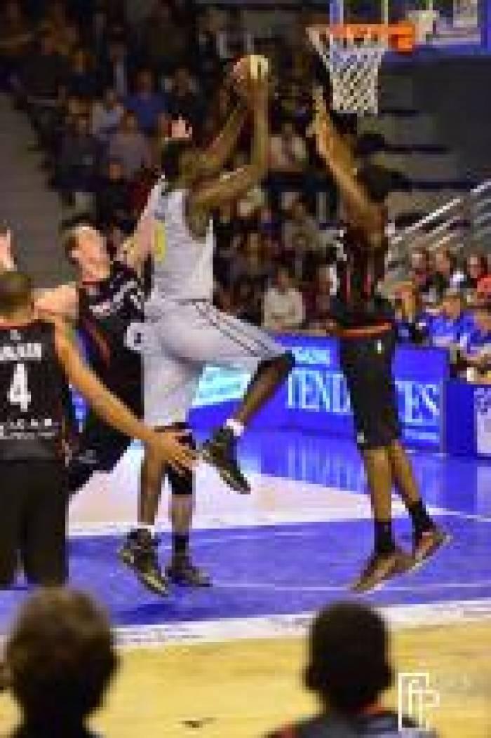 Basket/Pro B - Saint-Chamond, chaud devant !