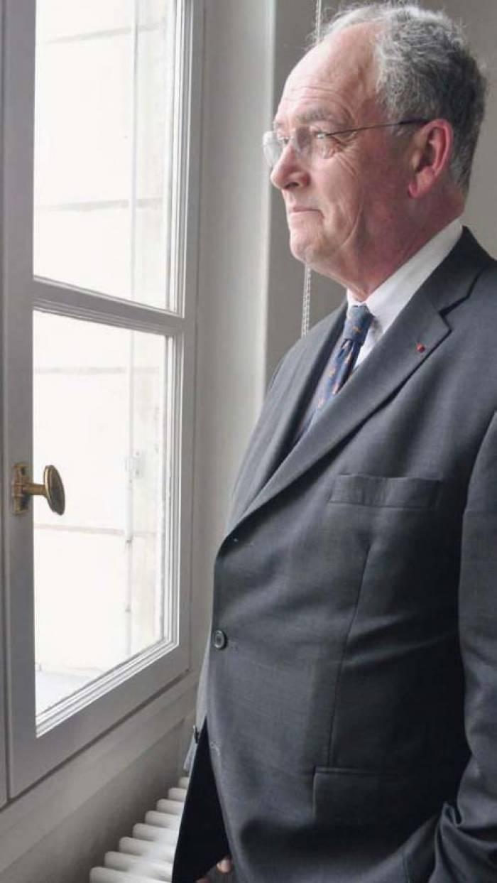 Michel Roger, l'homme du Rocher