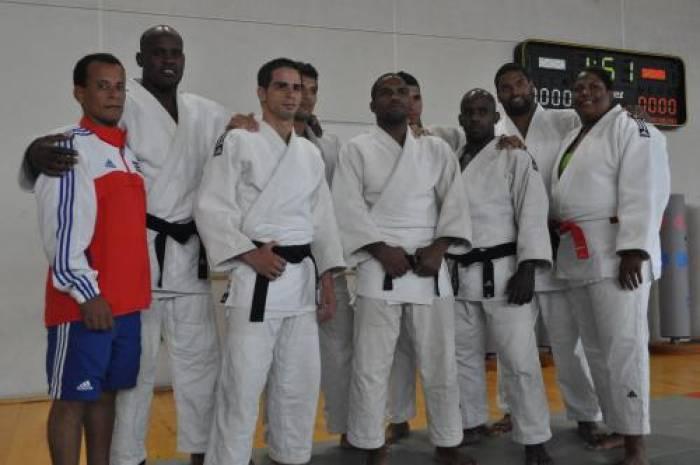 La sélection cubaine a choisi Poitiers