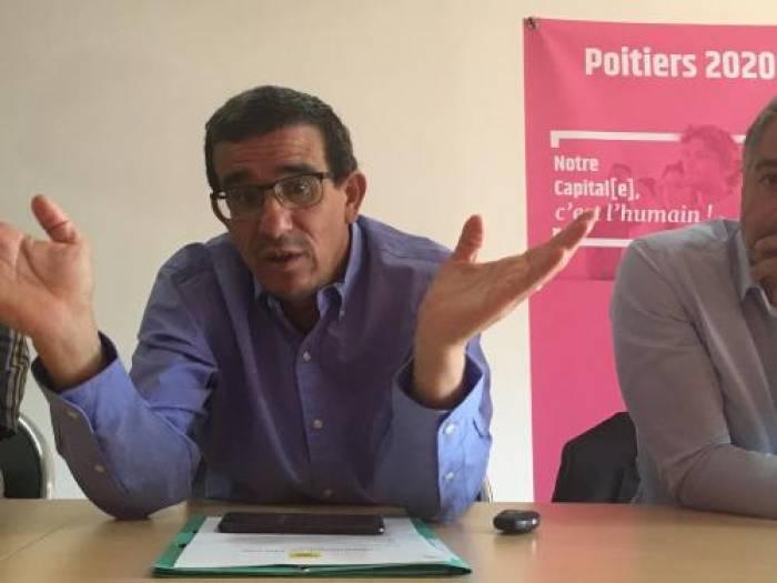 Municipales - Des Marcheurs créent Poitiers2020
