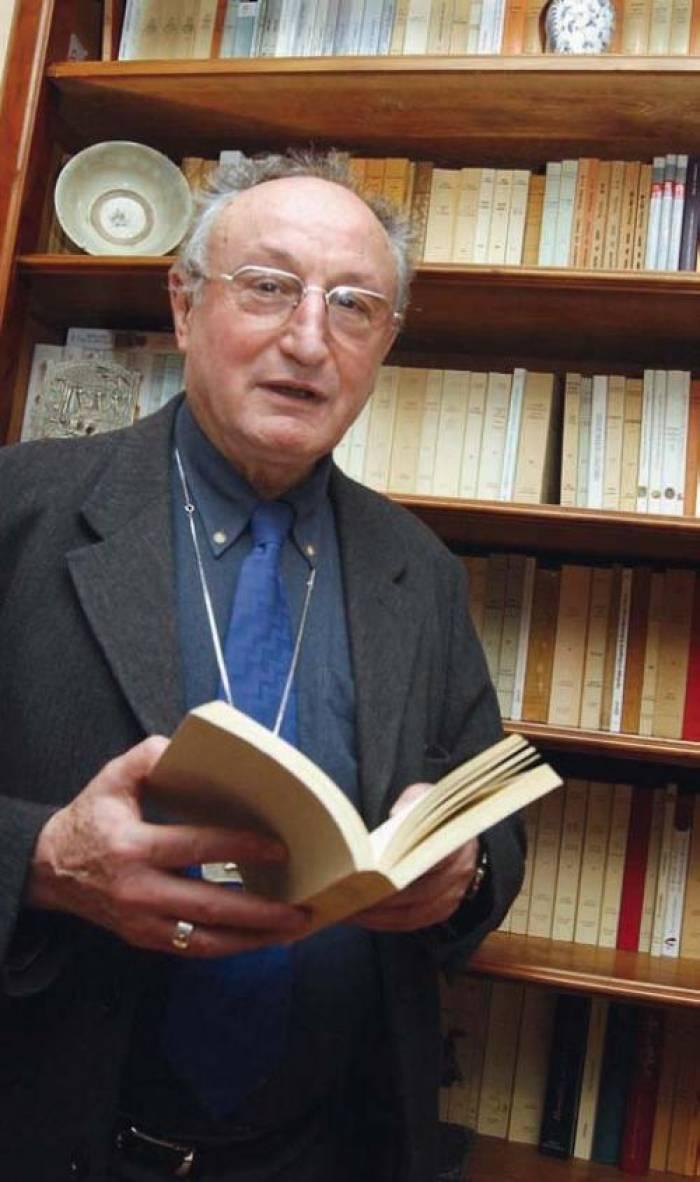 Albert Rouet, confessions d'un humaniste