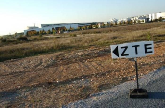 ZTE : la première pierre est posée