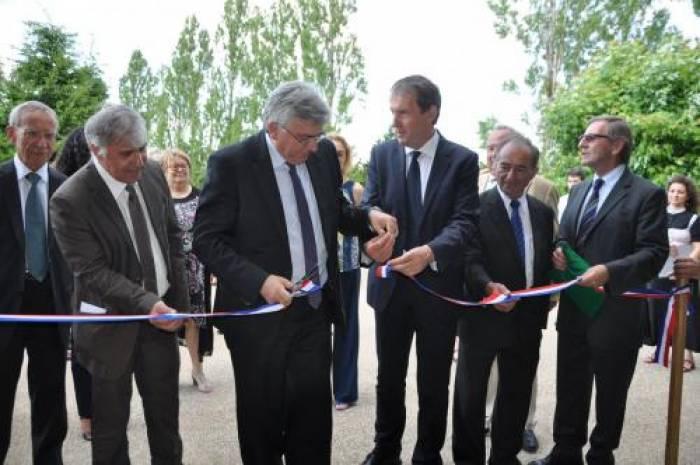 Laborit inaugure son centre <br>de recherche clinique
