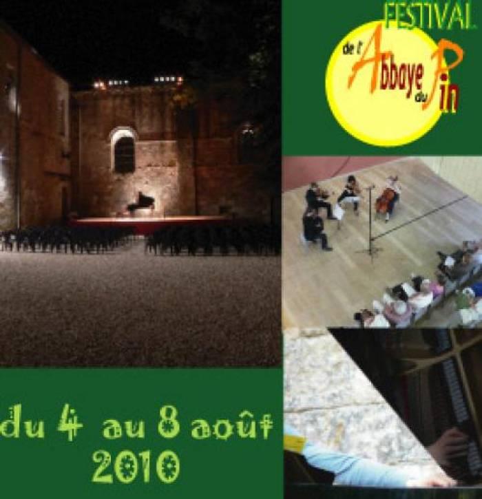 Festival de l'Abbaye  du Pin : la Russie à l'honneur