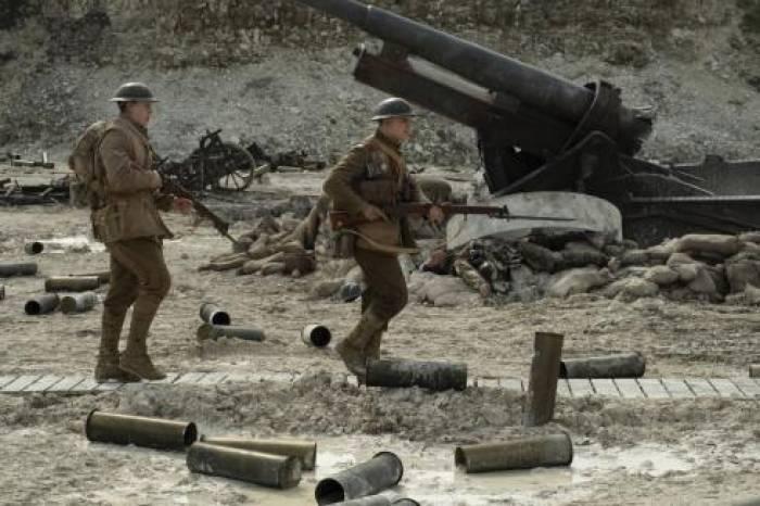 1917, la guerre au plus près