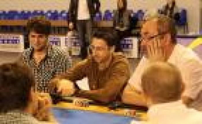 Près de 3000 € pour le tournoi de poker du PB 86