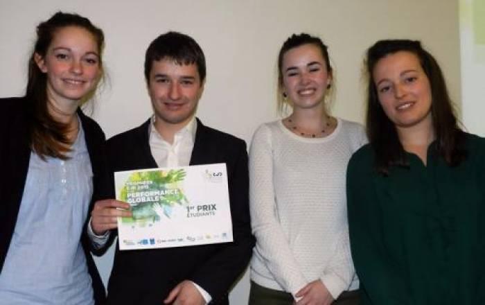 Trophées de la Performance Globale  : les Poitevins trustent le podium