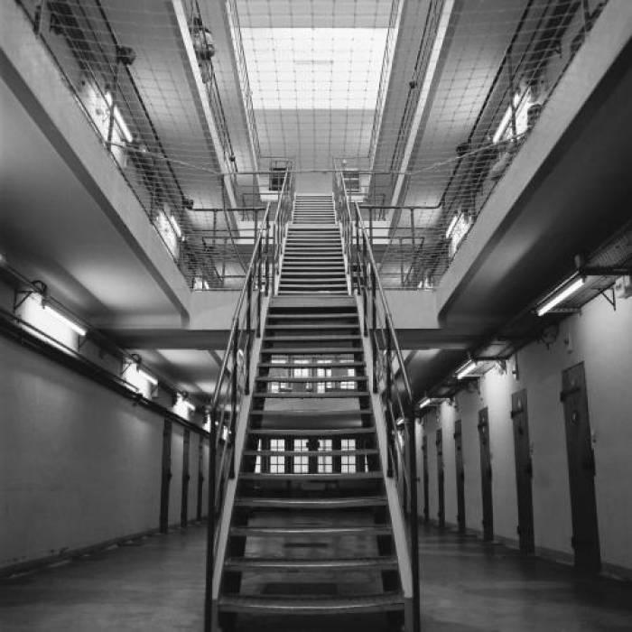 Prison de Vivonne:<br> Les fouilles à nue interdites…  pour le moment